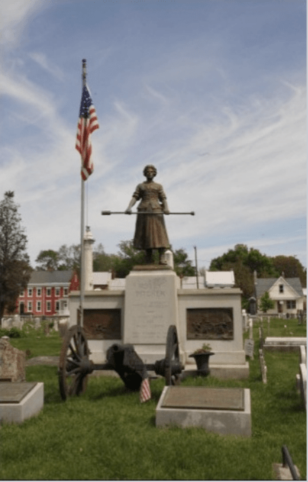 Women's Military History Month, Molly Pitcher