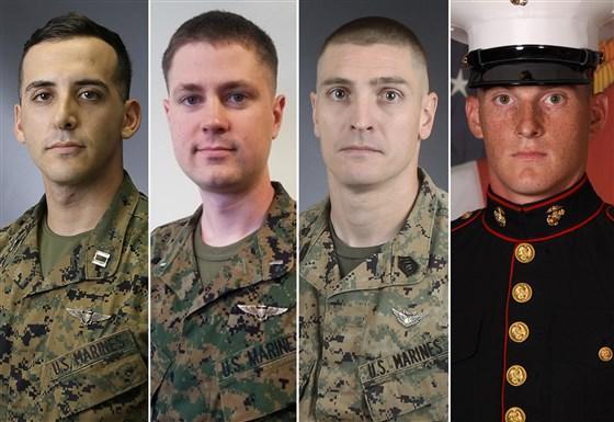 marines, air force